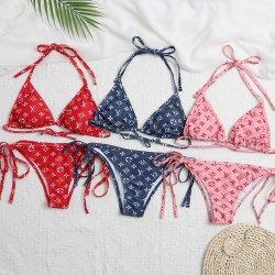 2021 Women Famous Brand Luxury Inspired costumi da bagno firmati Famosi marchi Bikini Bathingsuits Designer Costume da bagno
