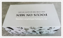 Cuadro de color Caja de cuero caja de regalo de caja de papel Cajas de madera de cosméticos bolsa de papel Caja de vino Caja Joyero de embalaje de papel reciclable bolsa de regalo