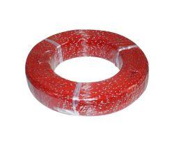 С одним ядром Color-Ring медного провода с зеленый/черный/красный/синий и белый цвета электрический провод провод для автомобильной промышленности