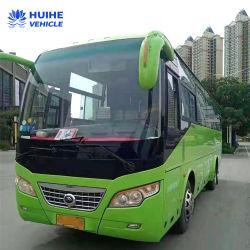 Yutong Bus frontal do motor diesel utilizado China 54 lugares em segunda mão treinador de autocarros da cidade