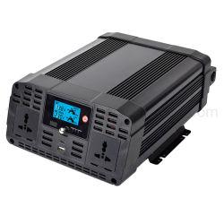 CE RoHS-zugelassen Hocheffizienz 2000W DC12V/24V AC110V/220V/230V reine Sinus Wave-Wechselrichter Für Autos