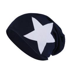 شتاء [سليد كلور] قطن [بني] ليّنة مرنة [أونيسإكس] [سلووك] [بني] قبعة