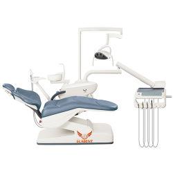 Portátil dentária Unidade Móvel com Assistant Operando o Sistema de Controle