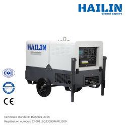 10kw HAILIN 엔진 세륨, ISO를 가진 작은 발전기 이동할 수 있는 침묵하는 Genset 휴대용 디젤 엔진 발전기
