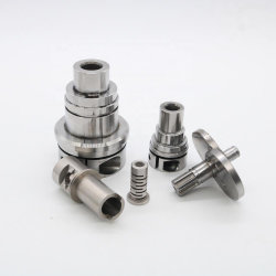 Preferiti specializzati Confronta acciaio inox tornito CNC personalizzato ad alta precisione Elementi meccanici in acciaio