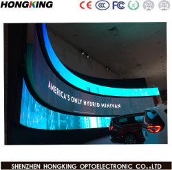 سعر المصنع P3.91 P4.81 حائط فيديو LED شعبي للغاية