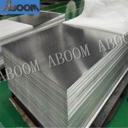 Alliage Marine plaque en aluminium/feuille 5083 tempérer H321/H116/0 Société de Classification la certification DNV CCS LRS