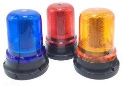 Intermitente LED 12W luz estroboscópica de advertencia fuerte imán Lámpara LED de emergencia de tráfico