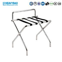 Support pliable Heavybao durable bagages Bagages Étagère en métal