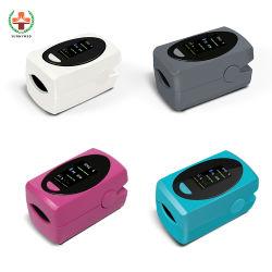 Sy-C013b Fingertip Oximetro de Pulso Oximetro oxymètre de pouls de doigt