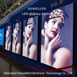 معدل تحديث عالٍ 3840 هرتز P1.875 SMD1515 LED للوحة الإعلانات في الداخل شاشة التلفزيون