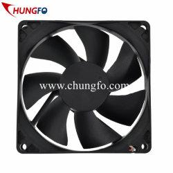 Industrial Ventilation axiale CC sans balai d'échappement Le débit de refroidissement ventilateur 9225