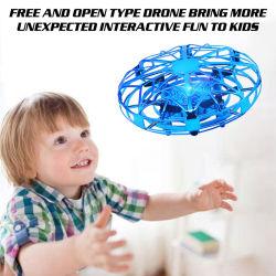 Mini Helicóptero OVNI mano aviones Flyingy Infraed Detección de bola de juguetes para niños
