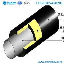 Blend Polyol SD2104 Spray starren Polyurethan-Schaum für Rohr Isolierung