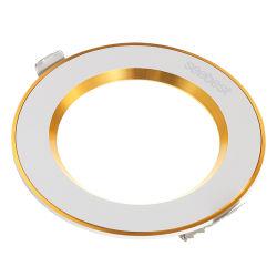 مصابيح LED قابلة لإعادة التركيب قابلة لإعادة التركيب تعمل بتقنية CCT قابلة لإعادة التركيب بقوة 5 واط/7 واط/12 واط/18 واط قابلة لإعادة التركيب مصباح السقف LED