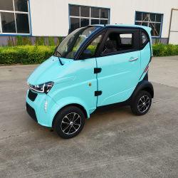 Automobile approvata di Electrico di energia del certificato del EEC nuova