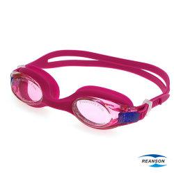 Reanson Custom Anti proteção UV nevoeiro óculos de natação com ajuste rápido