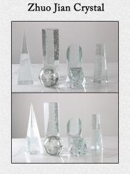 Cadre en cristal à bulles pour un style de design intérieur moderne