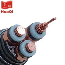 كبل كهربائي كهربائي مطاطي متغذي من مادة PVC للتعدين بقدرة 51PE