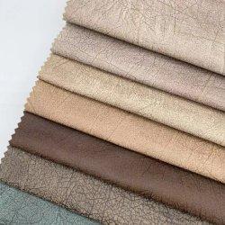 Xufei Factory Online Store Low MOQ Bronzing Polsterung aus Samt-ähnliches Sofa Gardinenstoff