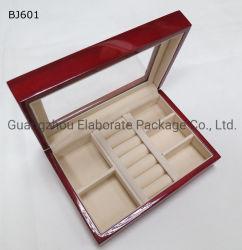 صندوق مجوهرات خشبي ملون ذو أسعار جذابة ومعقولة