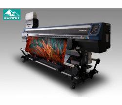 Текстильный Mimaki технологию сублимации красителя для струйной печати рулона в рулон передача тепла Tx300p-1800 принтер