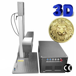 ديناميكي ثلاثي الأبعاد صغير يركز تلقائيًا على علامة الليزر آلة تمهيد