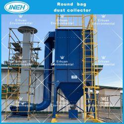 Filtro de Mangas el pulso de control para la minería fábrica Jet aplastar pesado sistema colector de polvo
