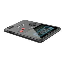 Powkiddy dünner Handkind-Puzzlespiel-Spiel-Controller des spiel-Konsolen-Kind-GeschenkBuilt-in500 der Spiel-8bit Retro FC