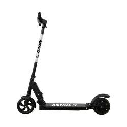 """OEM ODM BSCI Manufactura certificado CE ISO9001 a 25km/h 250W 36V de 8"""" de dos ruedas Scooter eléctrico plegable adulto"""