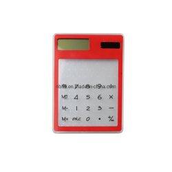 Calculator van uitstekende kwaliteit van de Creditcard van de Zak de ZonneVoor Verkoop