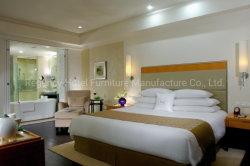 personalizado mobiliário moderno mobiliário de madeira Hotel Quarto de hotel Sheraton mobiliário para uso