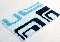 Salle de Livining étanche antidérapant tapis de plancher de la salle de bains porte tapis moquette DD8016