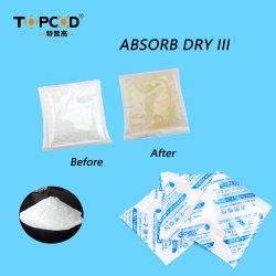 Papier de haute qualité Tyvek chlorure de calcium pour les vêtements à sec de dessiccant