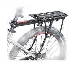 유니버설 시트포스트 알루미늄 합금 자전거 자전거 리어 러기지 캐리어
