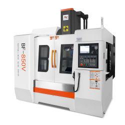 Vmc850 CNC Vertikal-Bearbeitungszentrum 3 4 Achse 5-Achsen-CNC Fräsmaschine für Metall