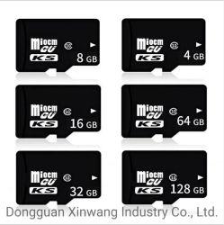 Mayorista de la marca de fábrica personalizados baratos Celular de la tarjeta de memoria Flash tarjetas Mini SD 32GB 128GB 64 GB.