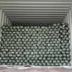 온실 딸기 실버 및 블랙 플라스틱 뿌리 필름 펀치 홀 농업용