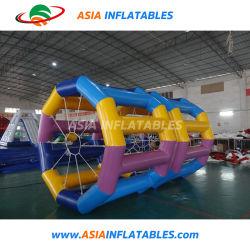 새로운 디자인 팽창식 물 장난감 PVC 호수를 위한 팽창식 롤러 공