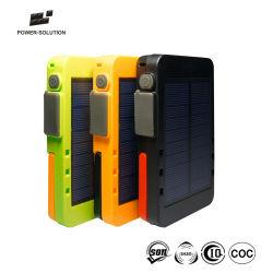 Indicatore luminoso ricaricabile solare portatile della torcia con il carico mobile