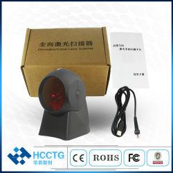 20 líneas de lectura láser omnidireccional de códigos de barras 1D USB (SA-7110 de la plataforma de la imagen)