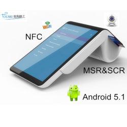 بطاقة IC للدعم الطرفي للنظام/POS لنظام Smart POS/شاشة اللمس، وNFC، وبطاقة Magscaps PT7003