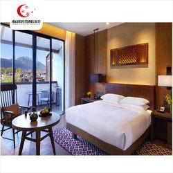 Foshan Hôtel en bois Meubles de salle VIP Dernière chambre à coucher Meubles Designs