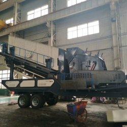 Roue Mobile concasseur de pierre de style pour l'usine de fabrication de sable