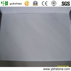 يشم أبيض/[شنس] صافية أبيض يصقل رخام لأنّ جدار قراميد و [فلوور تيل]