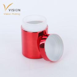 175ml de embalagens de plástico de 6 oz Tablet plástico recipiente com tampa roscada de plástico