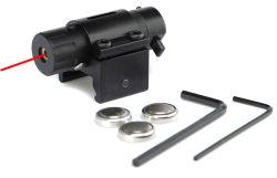 Tamanho Mini Laser Vermelho Caça olhos para pistola de espingarda