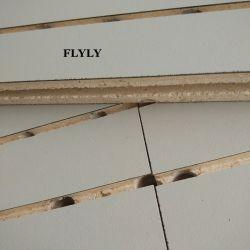 Resistente a fogo à prova de umidade de madeira parede MDF Placas Acústico