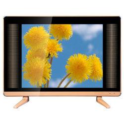 تلفزيون بشاشة LCD عالية الدقة LCD بلازما LED بالألوان بدقة 15 إلى 30 بوصة مع خيارات USB وWiFi المدمجة