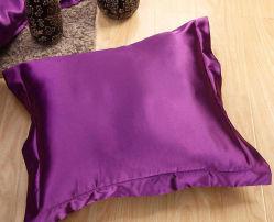 Подушка случае шелк